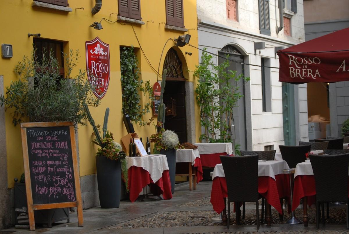 Uiteten in Italië