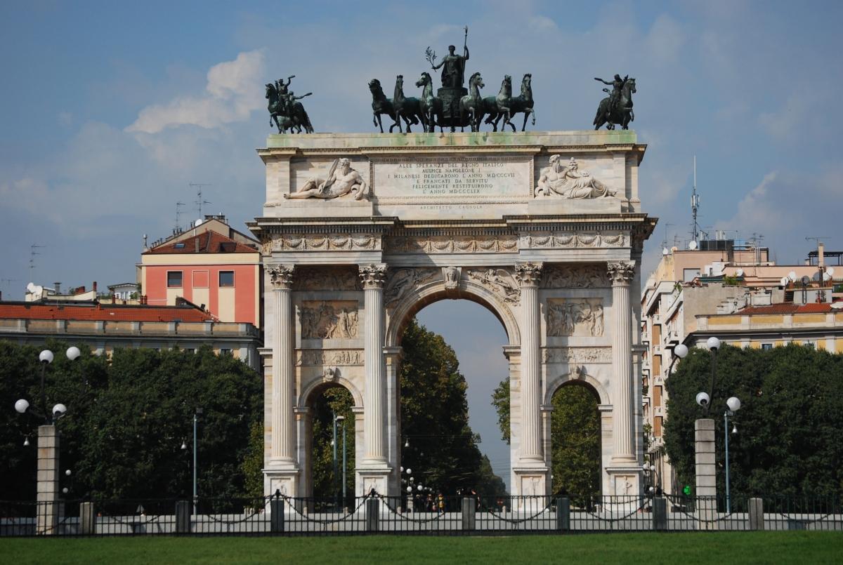 Top 15 bezienswaardigheden Milaan