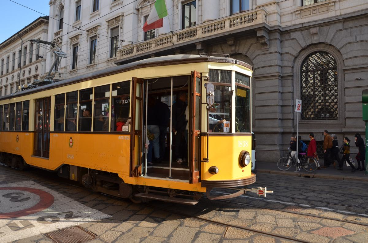 Rondrit authentieke tram