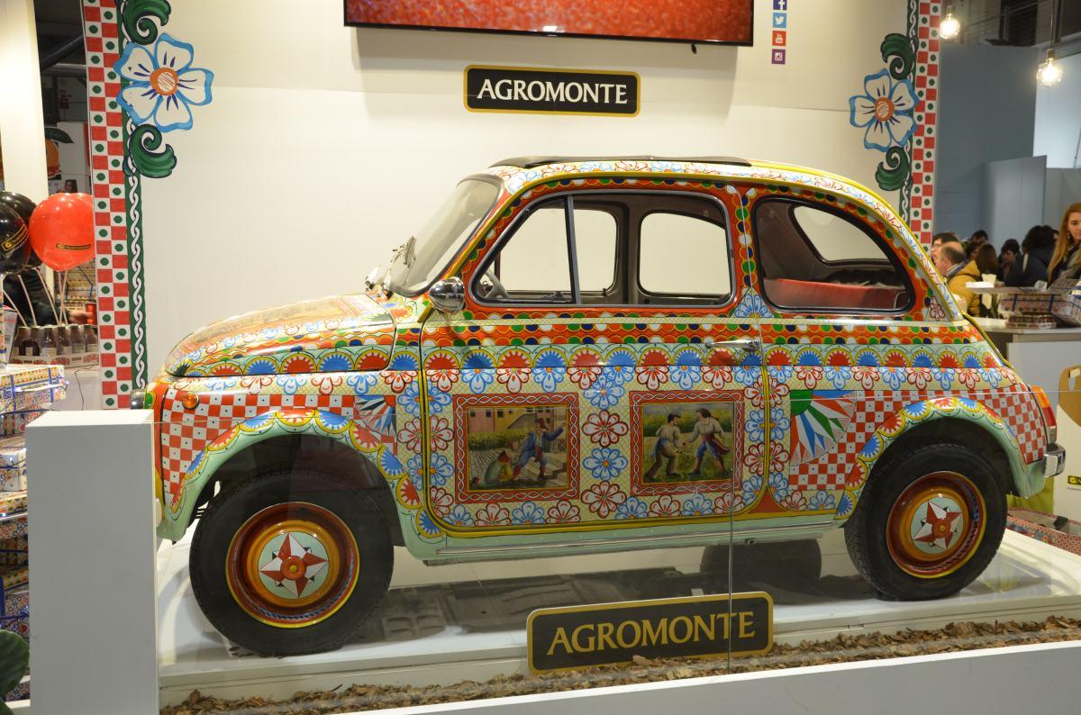 Met de auto naar Milaan